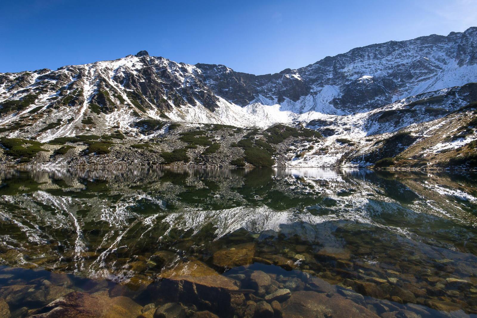 Vallée des Cinqs Lacs - Parc National des Tatras (Pologne)